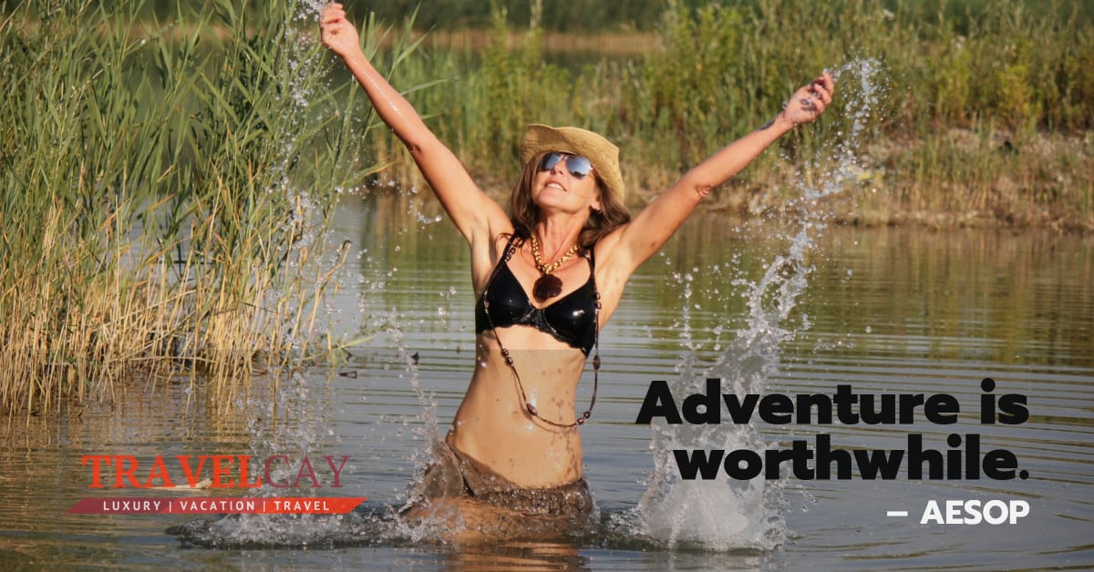 Adventure is worthwhile – AESOP 2