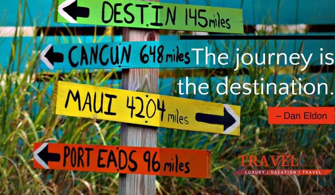 The journey is the destination – Dan Eldon