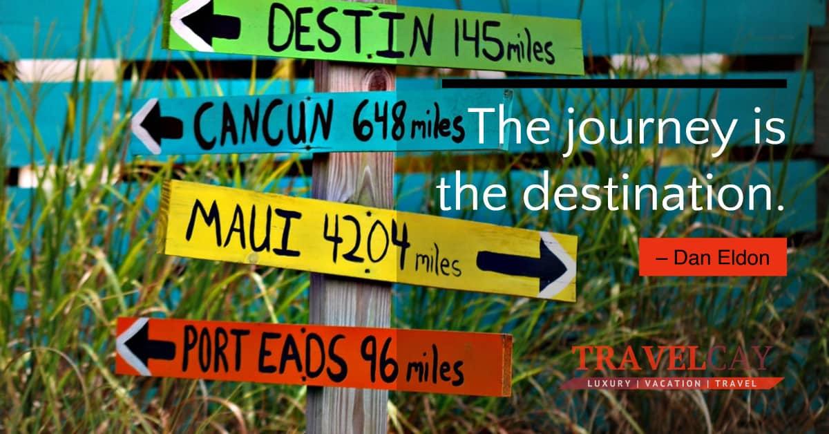 The journey is the destination – Dan Eldon 2