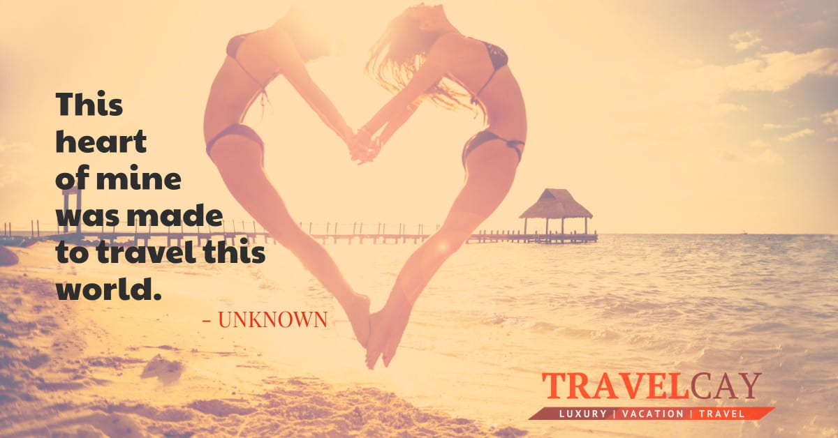 This heart of mine was made to travel this world - UNKNOWN 2