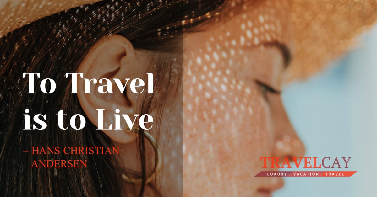 To Travel is to Live – HANS CHRISTIAN ANDERSEN 2