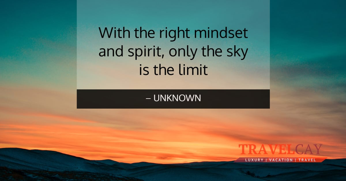 With the right mindset and spirit, only the sky is the limit – UNKNOWN 1